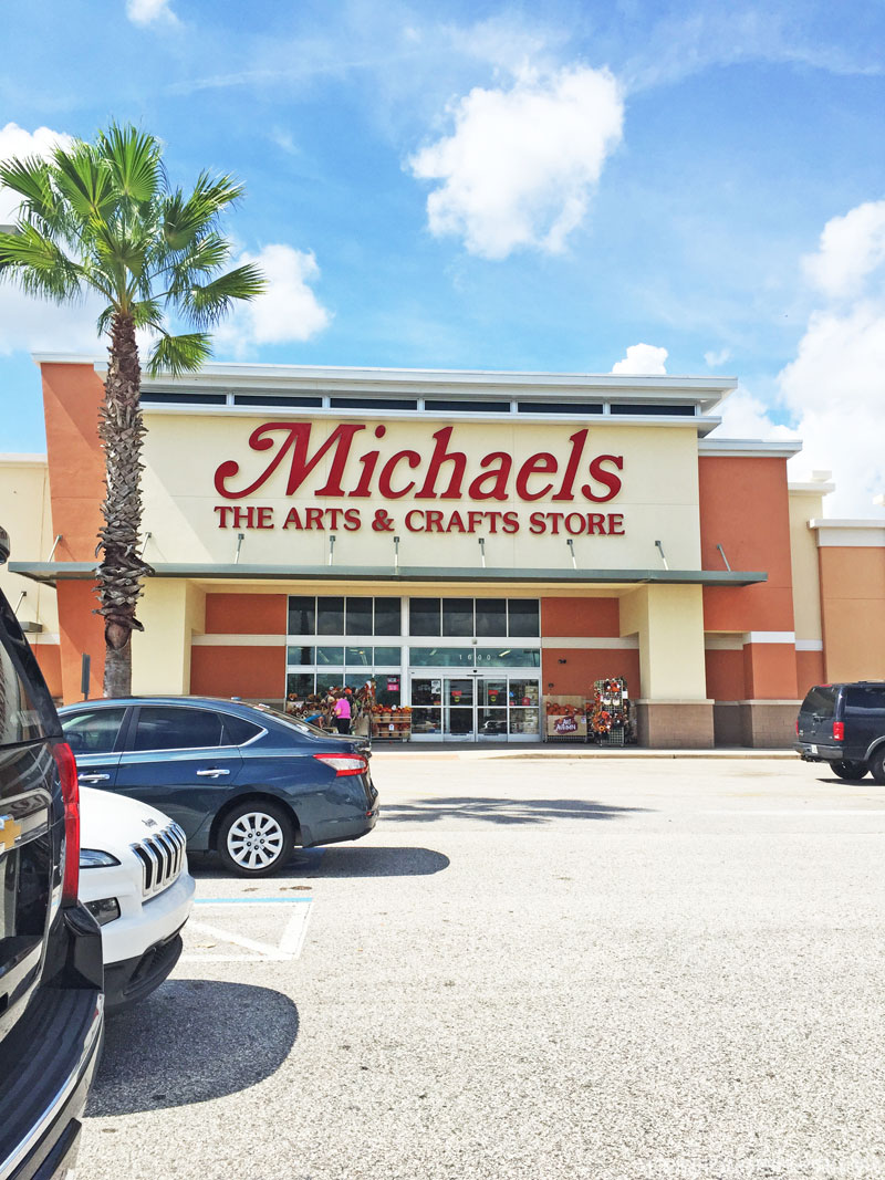 Michael's Arts & Crafts Store