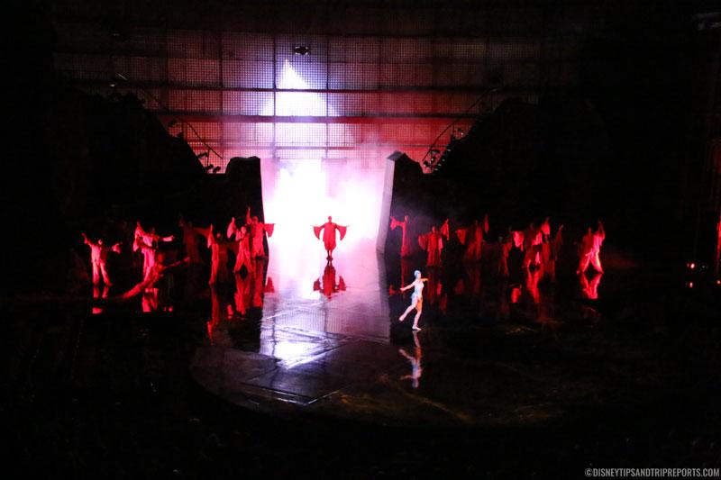 The Dancer - Cirque Du Soleil - La Nouba