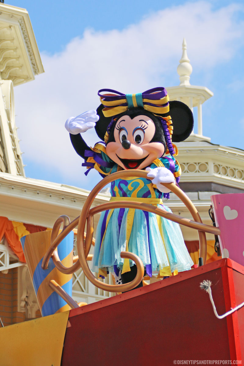 Move It! Shake It! Dance & Play It! Street Party - Minnie Mouse