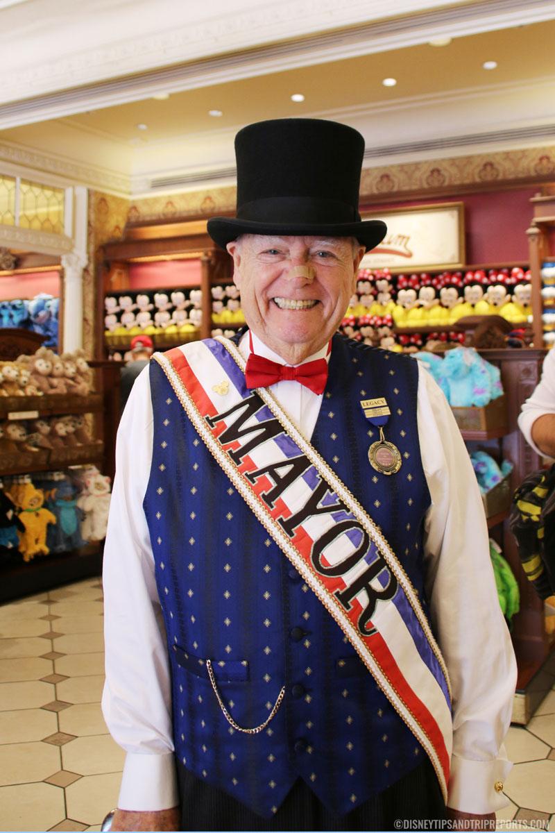 Honorable Mayor of Main Street USA