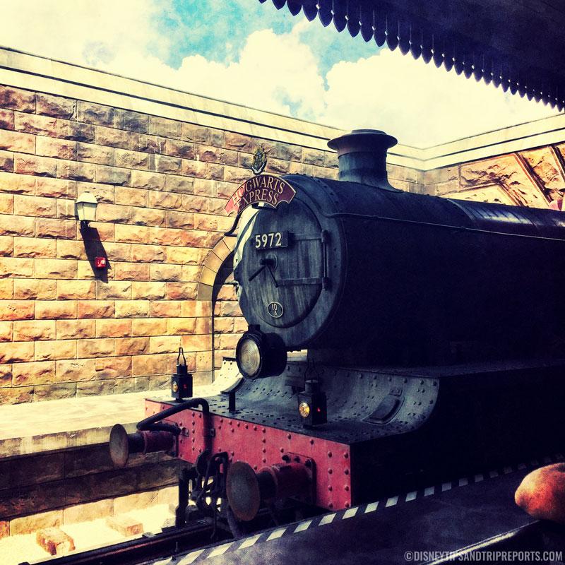 WWOHP - Hogwarts Express