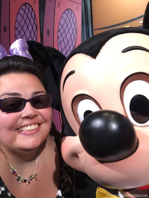 Me & Mickey at Epcot