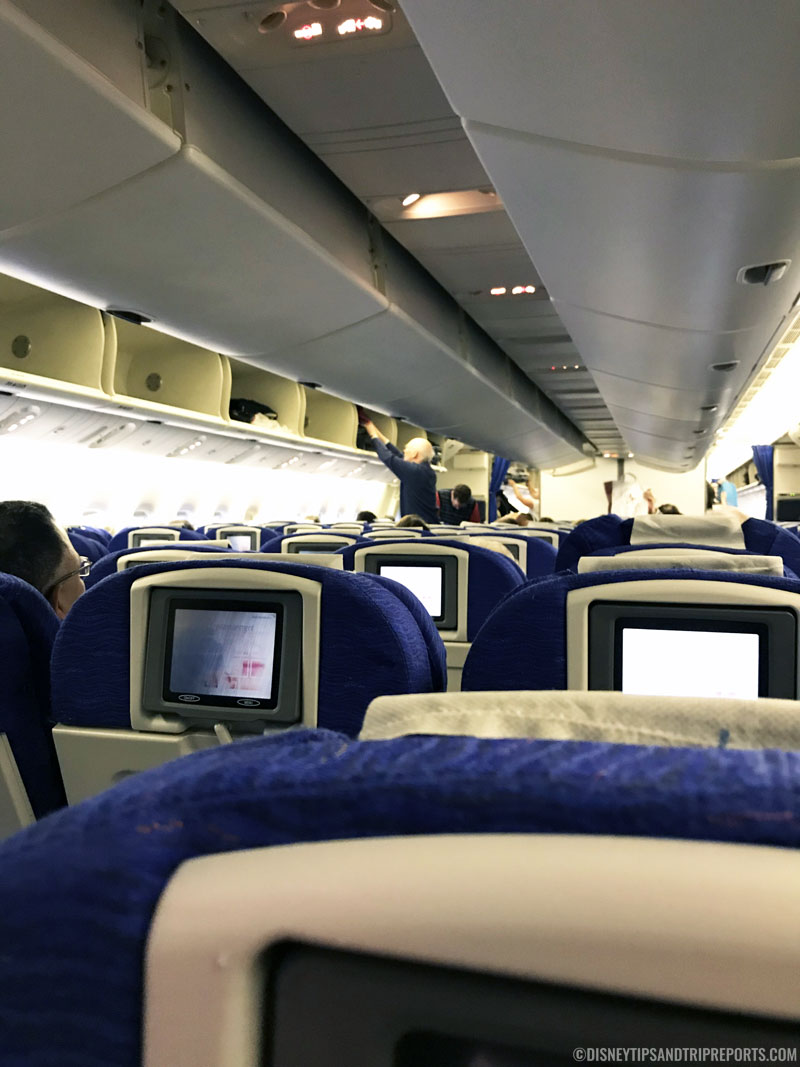 British Airways to Orlando from London Gatwick