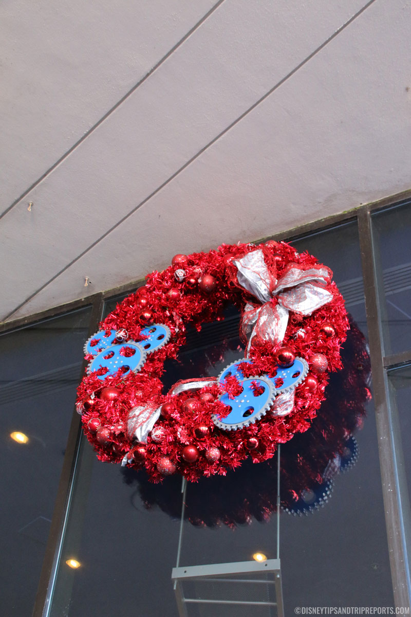 Mousegears Wreath