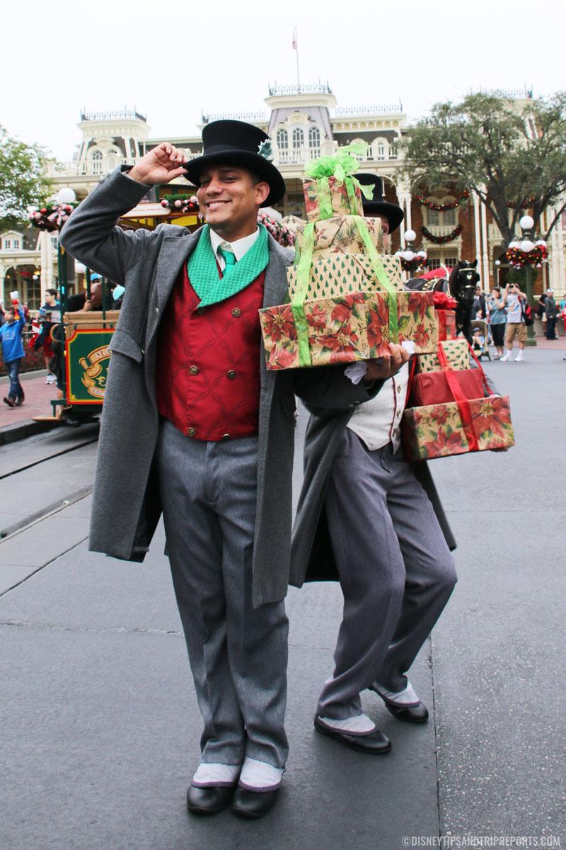 Main Street USA Performers