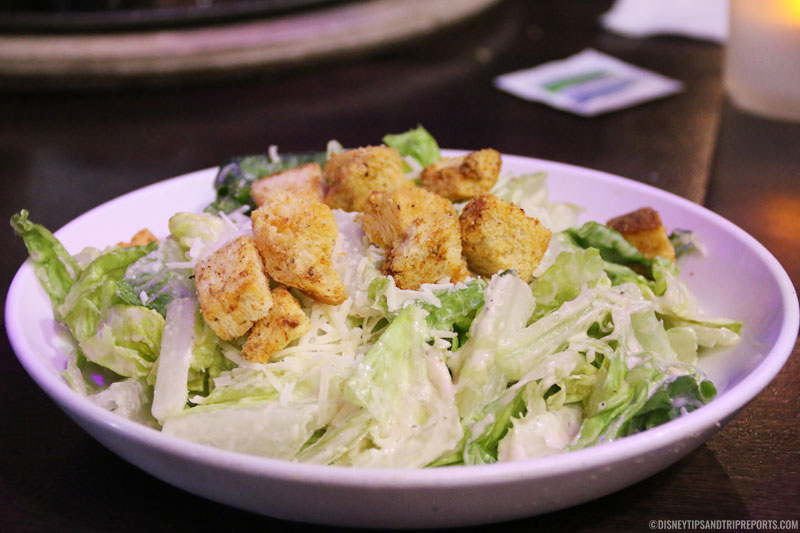 Caesar Salad - Planet Hollywood Disney Springs