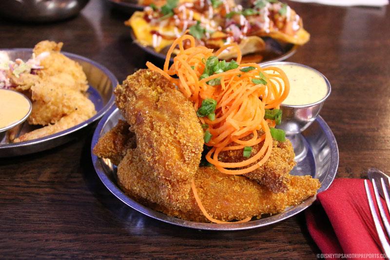 Chicken Crunch - Planet Hollywood Disney Springs