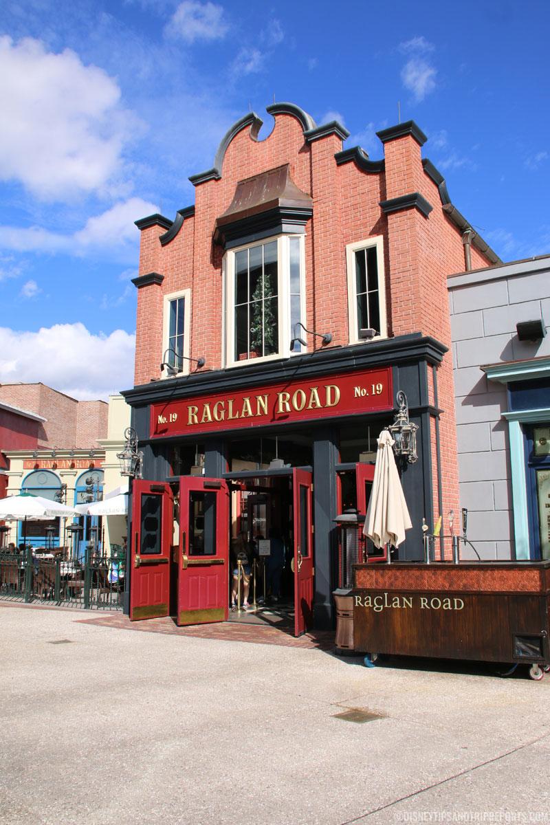 Disney Springs - Raglan Road
