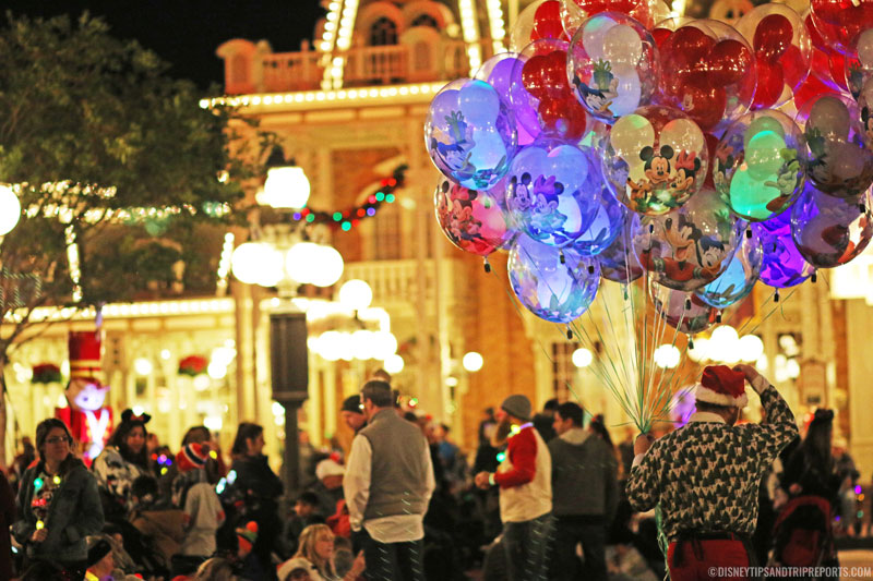 Disney Balloons, Magic Kingdom