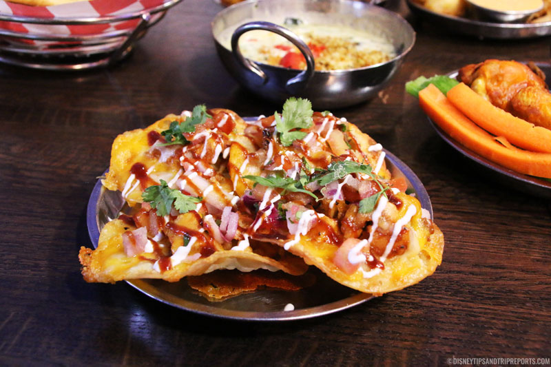 Texas Tostados - Planet Hollywood Disney Springs