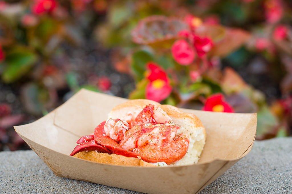 Epcot Food Wine Festival Snack Reviews Disney Tourist Blog