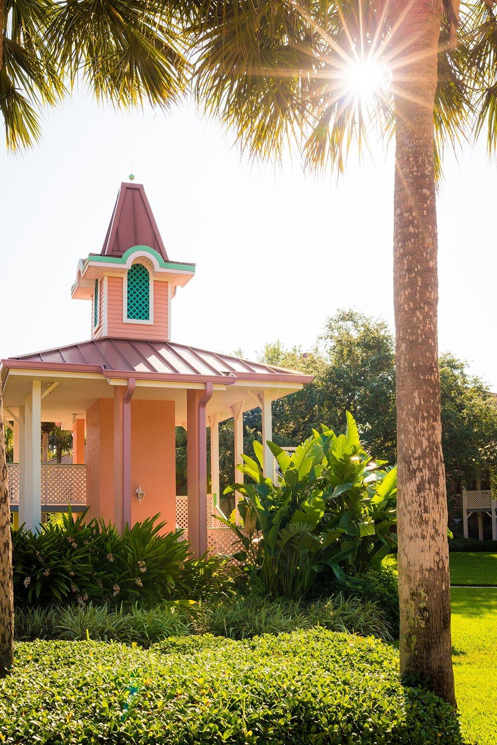 Caribbean Beach Resort Refurbishment Food Court Closed April