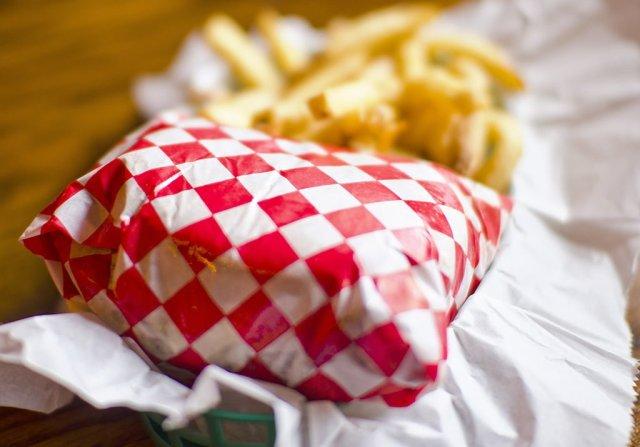 village-haus-disneyland-wrapped-burger