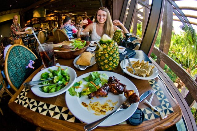 What S The Cost At Ohana Restaurant