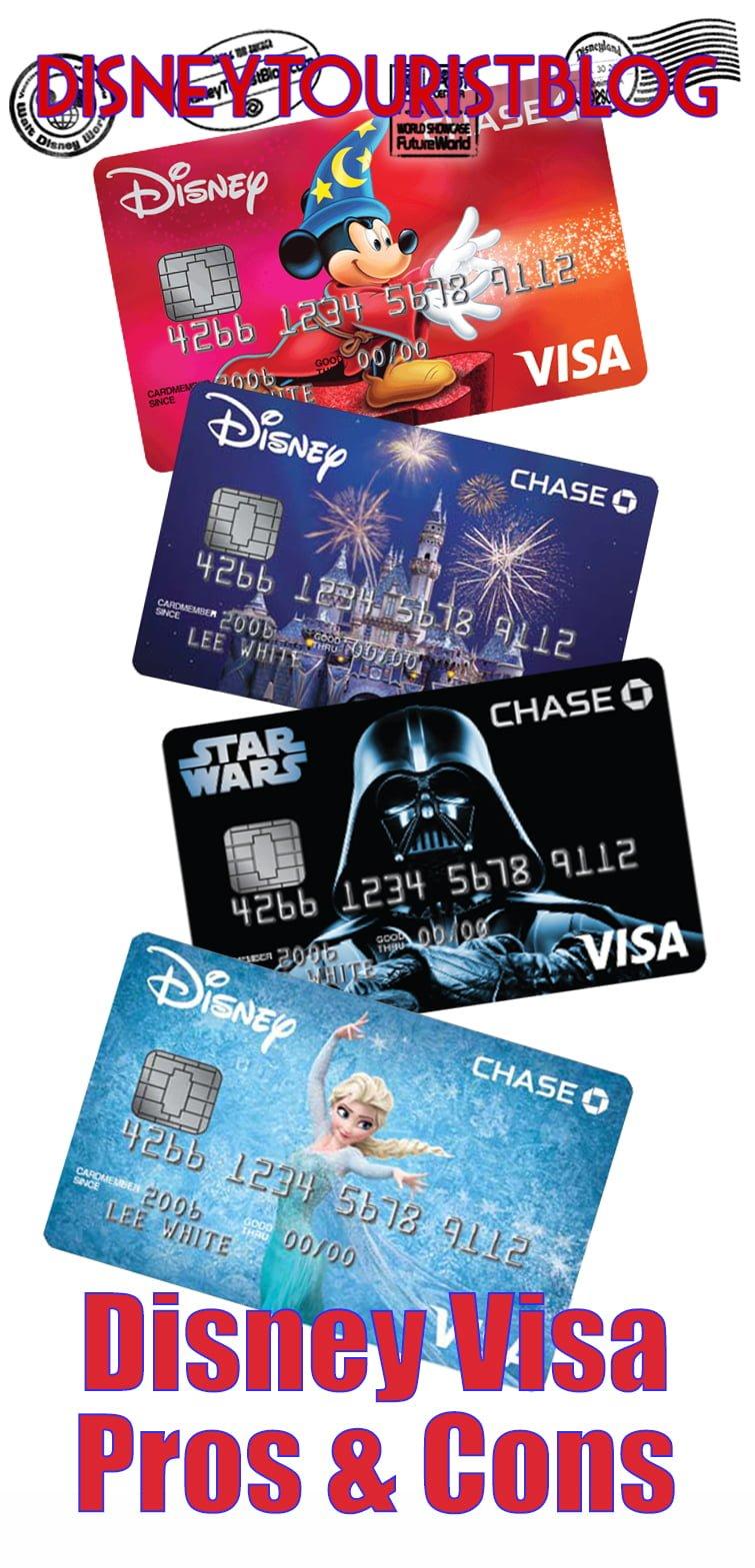 disney visa credit card pros cons disney tourist blog. Black Bedroom Furniture Sets. Home Design Ideas