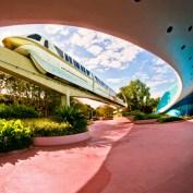 The Living Seas Monorail