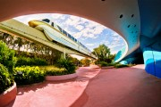 The Living Seas Monorail