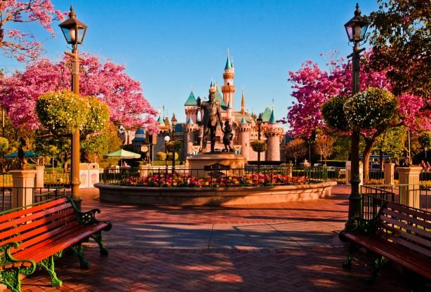 Welcome to Disneyland Photo