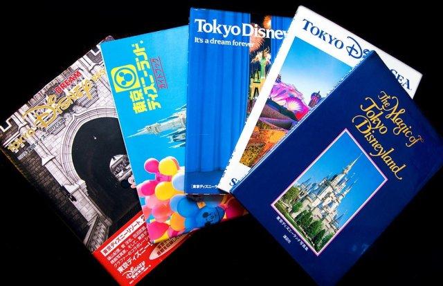 tokyo-disneyland-books