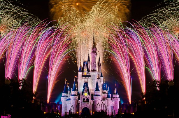 Your Thoughts Which Disney Fireworks