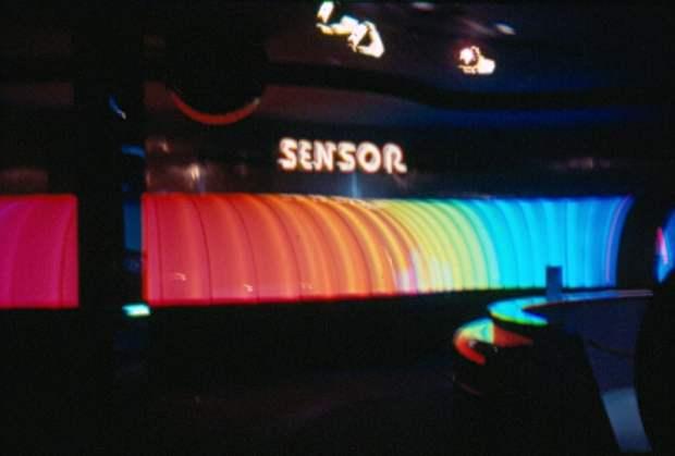 Imagination's Sensor Tunnel 3-84 - Patricia Brown