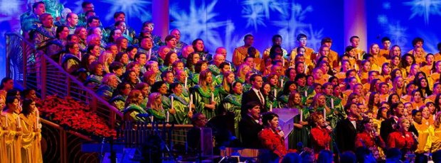 Narrators revealed for Epcot's Candlelight Processional