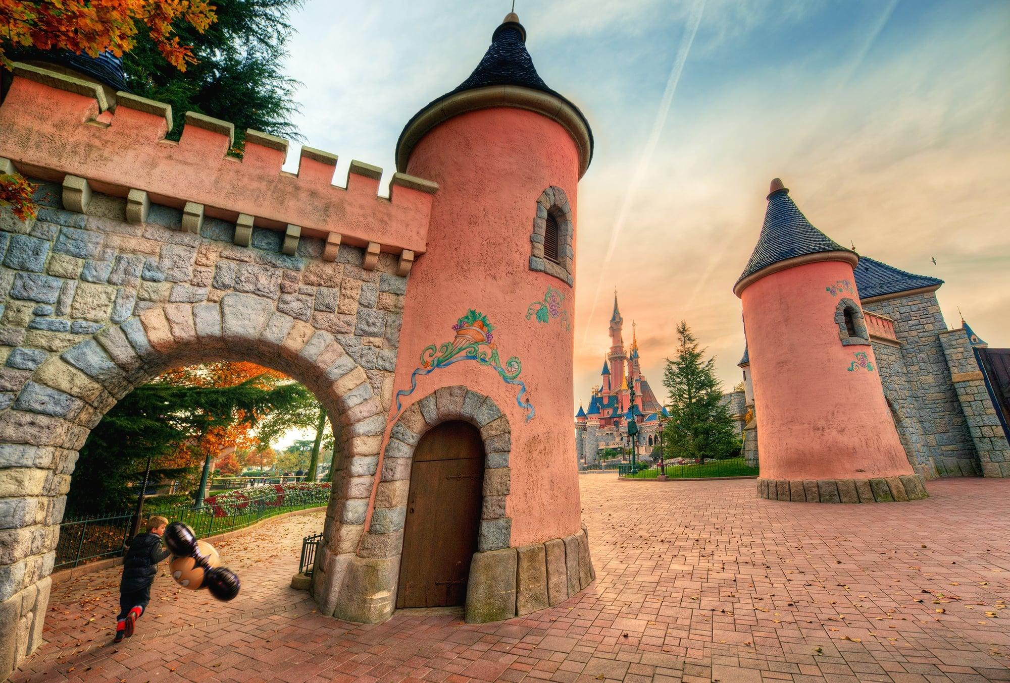 Disneyland Paris Christmas Trip Report - Disney Tourist Blog