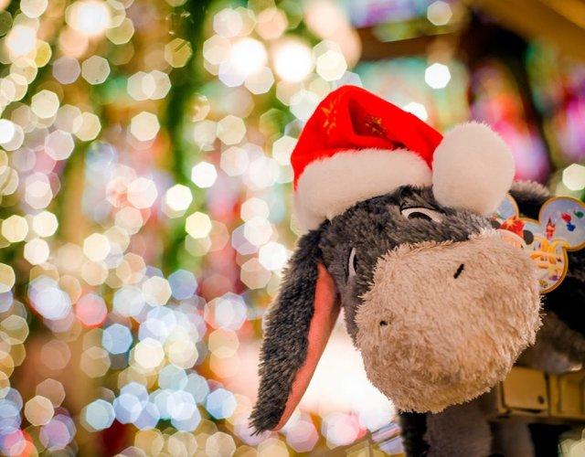 Eeyore 20th Christmas