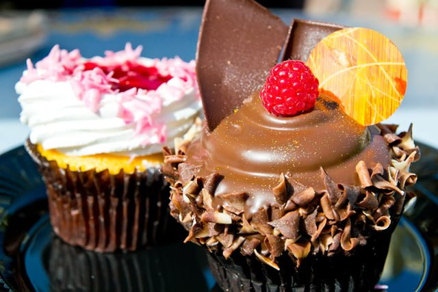 Delicious Disneyland Cupcakes!