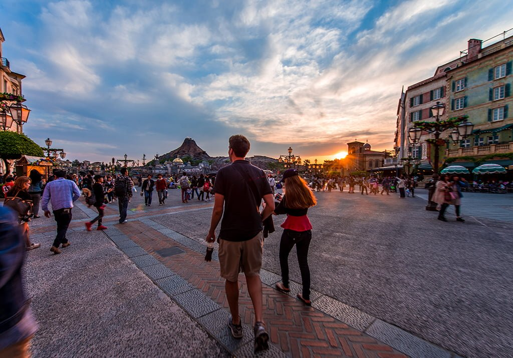Tokyo Disney Resort Trip Report Part Disney Tourist Blog - Journey through tokyo and space in this incredible 360 video