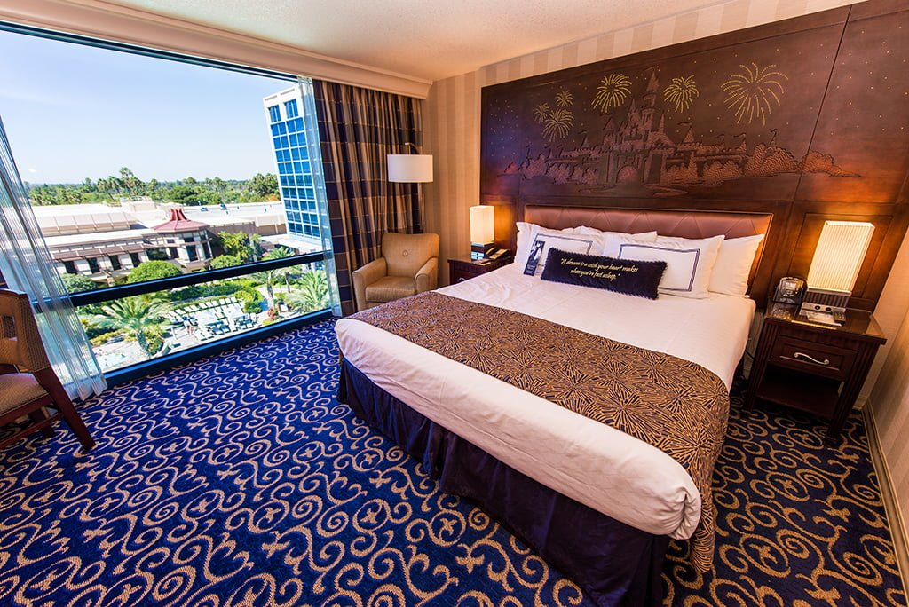 2 Bedroom Suites Hotels Near Disneyland