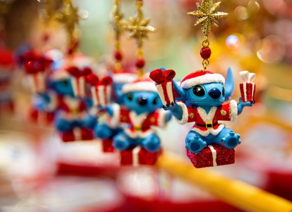 Stitch Ornament