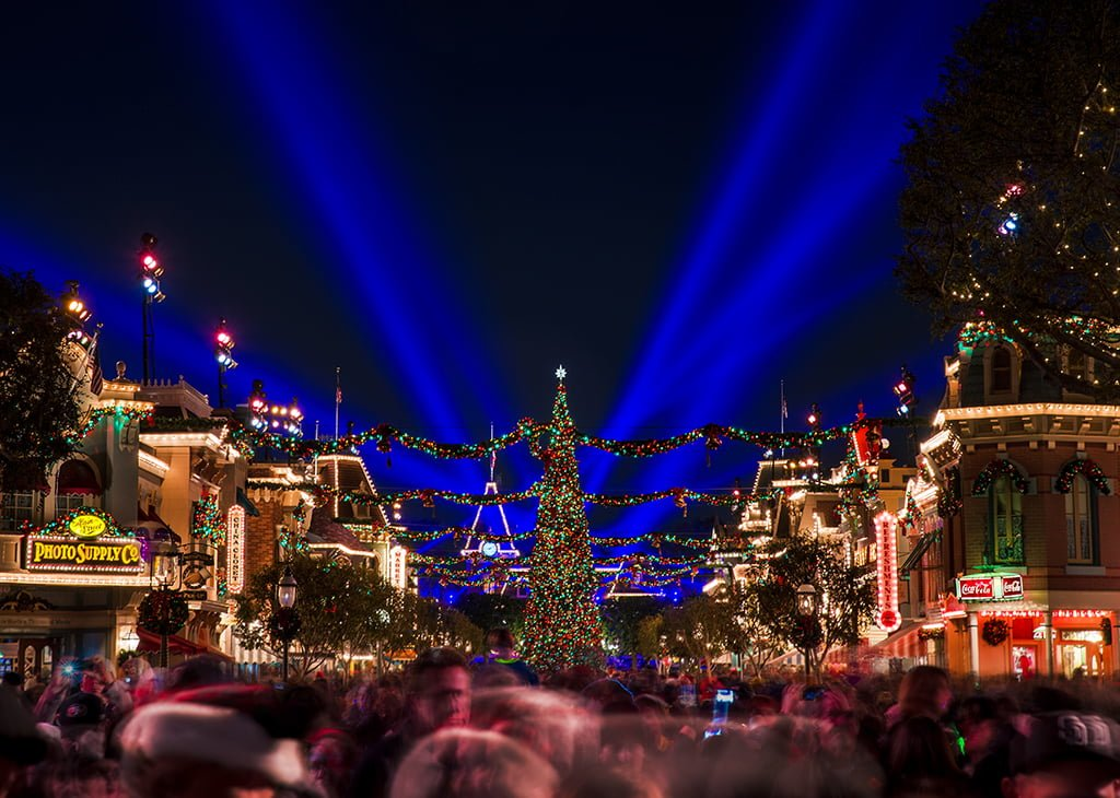 Disney New Years Eve 2018