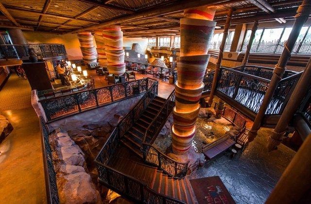 boma-animal-kingdom-lodge-stairs