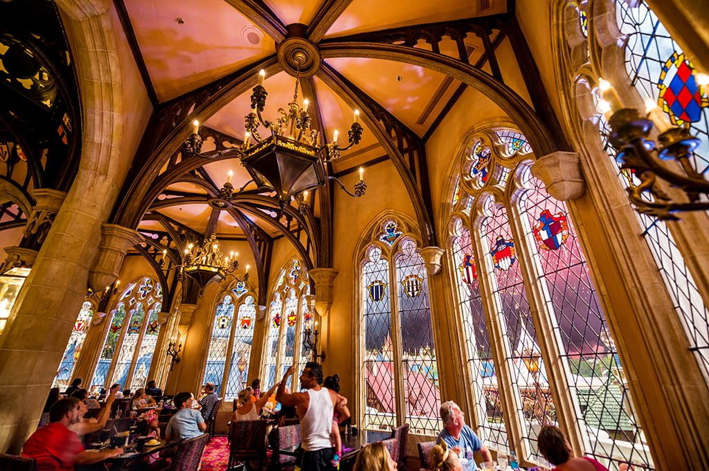 Top 20 Themed Disney World Restaurants 11 20 Disney