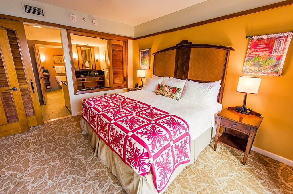 Aulani Resort Spa Room Review 1 Bedroom Villa Disney