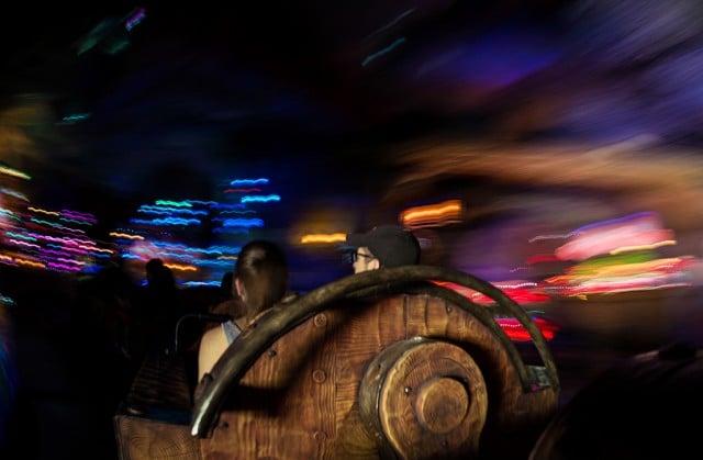mine-train-dark-ride-long-exposure