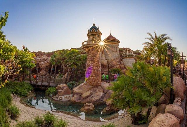 prince-erics-castle-little-mermaid-sunburst