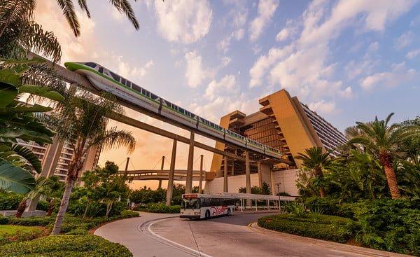 Disney World Resort Hotels List