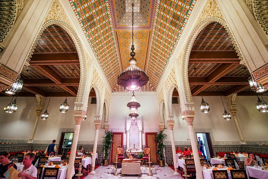 Restaurant Marrakesh Review Disney Tourist Blog