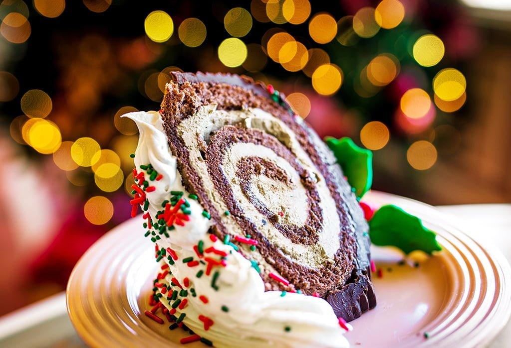 Yule Log Cake Meaning