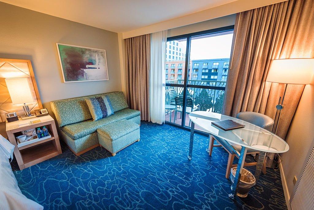 Swan Hotel Disney World Orlando Florida review