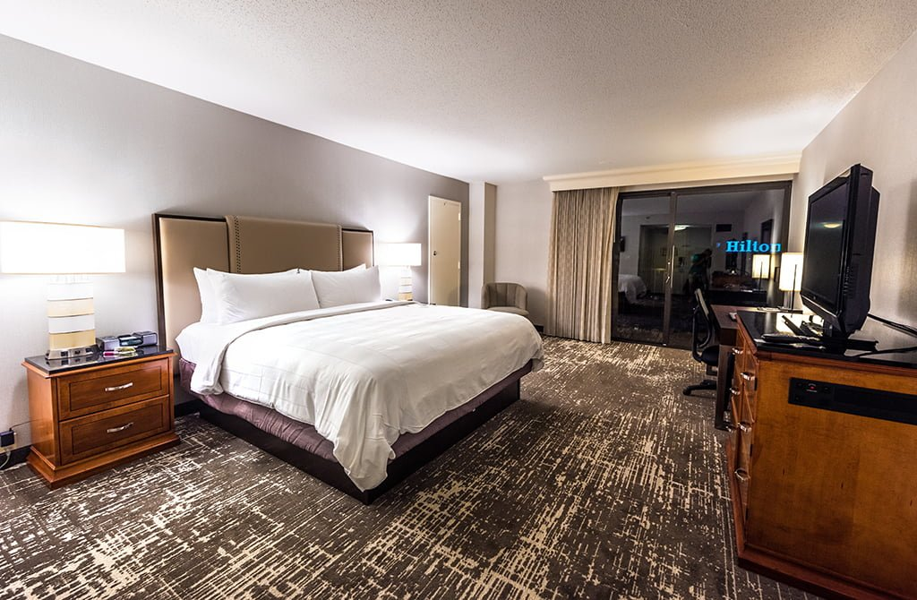 The Good The Bad And The Ugly Of Our First Kitchen: Anaheim Marriott Hotel Review