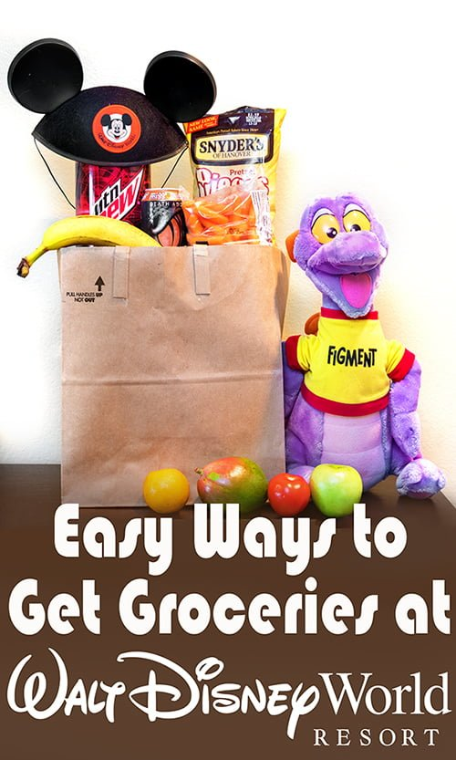 Tips for Buying Groceries at Disney World - Disney Tourist Blog