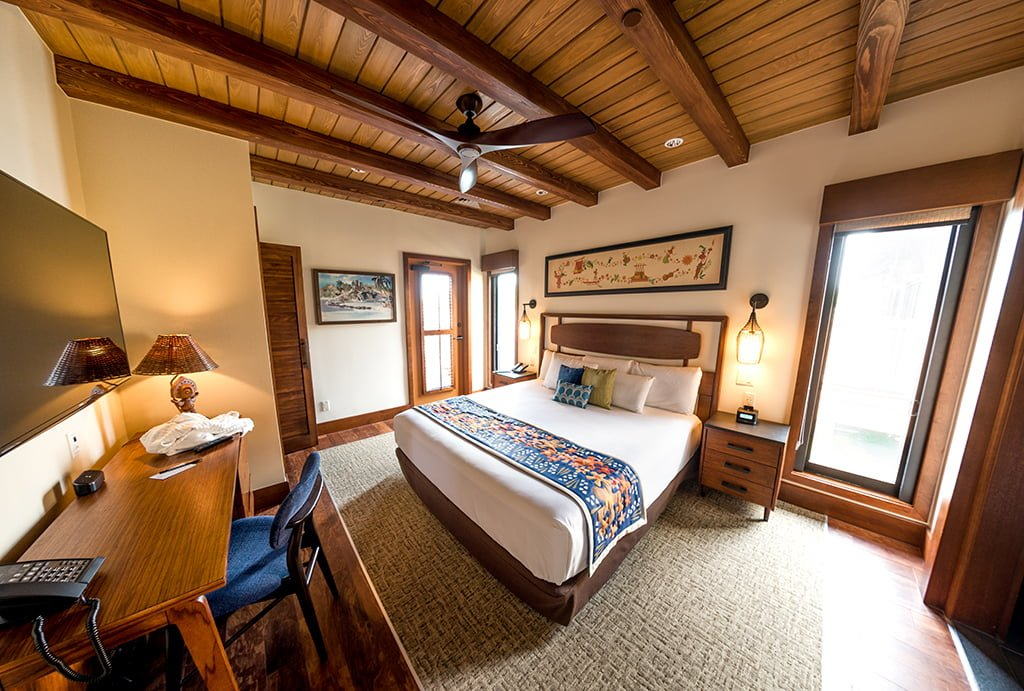 Polynesian Bora Bora Bungalows Review Disney Tourist Blog