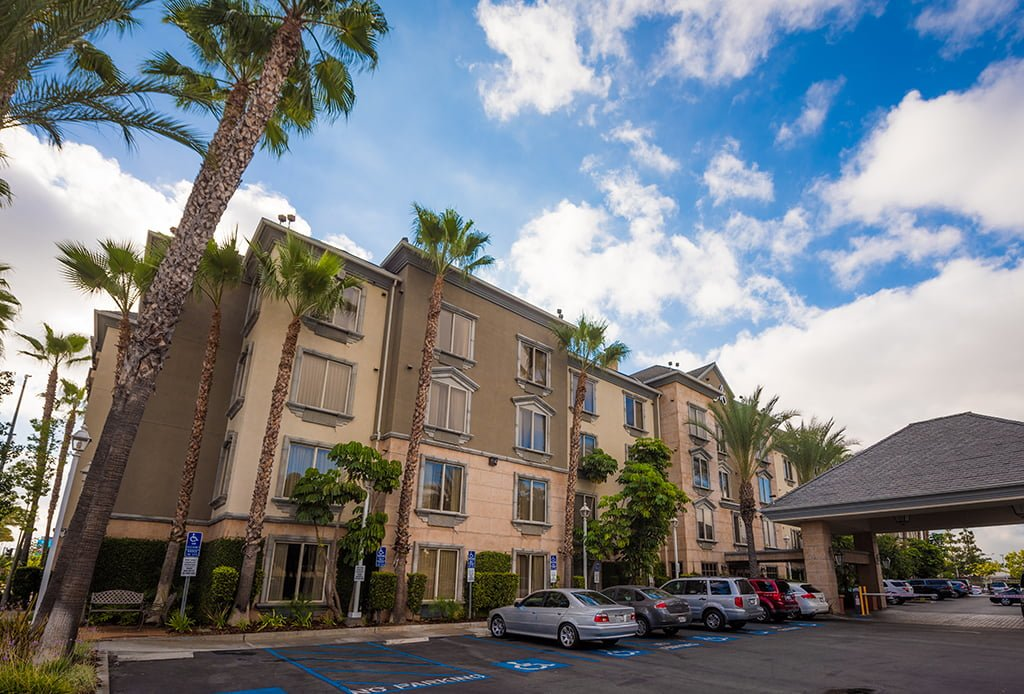 Ayres Hotel Anaheim Review Disney Tourist Blog