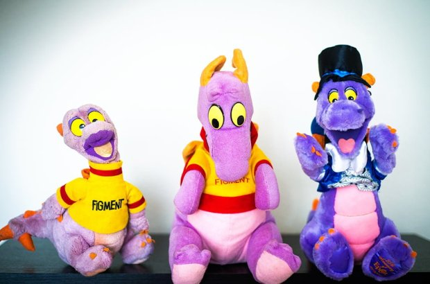 figment-plushes-disney-collectibles