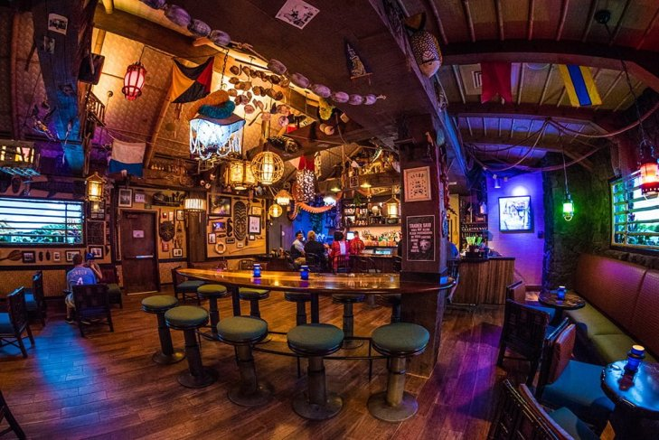 Image result for Trader Sam's Grog Grotto