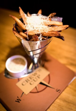 crews-cup-lounge-truffle-fries-disney-world