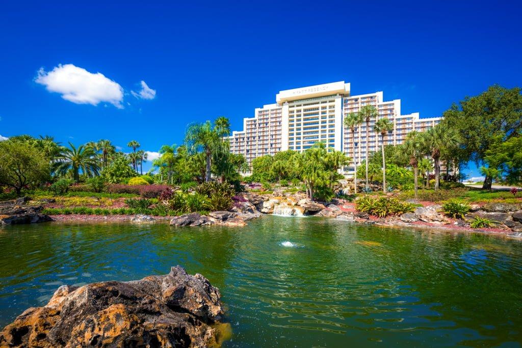 Hyatt Regency Grand Cypress Hotel Review Disney Tourist Blog